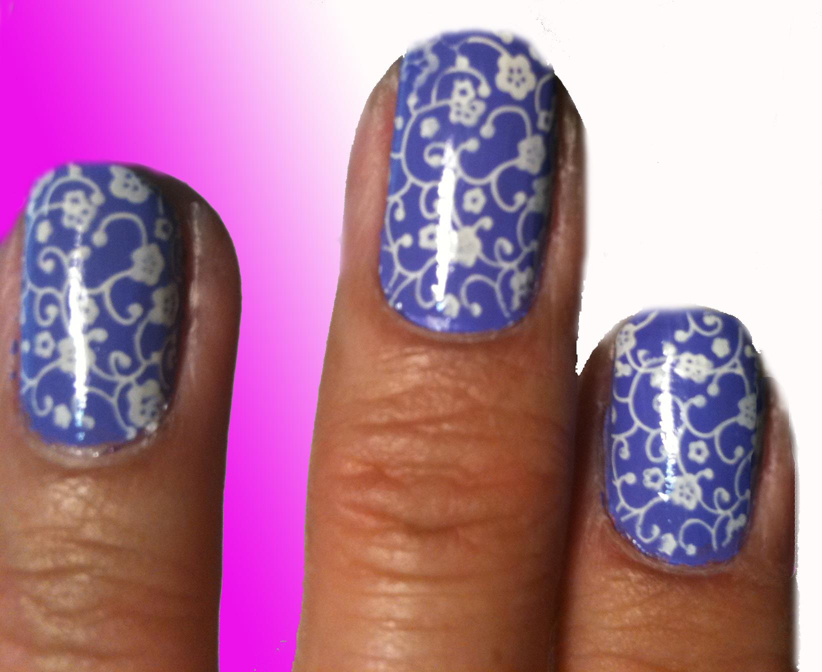 Beautiful Scratchers Nail Art Supplies