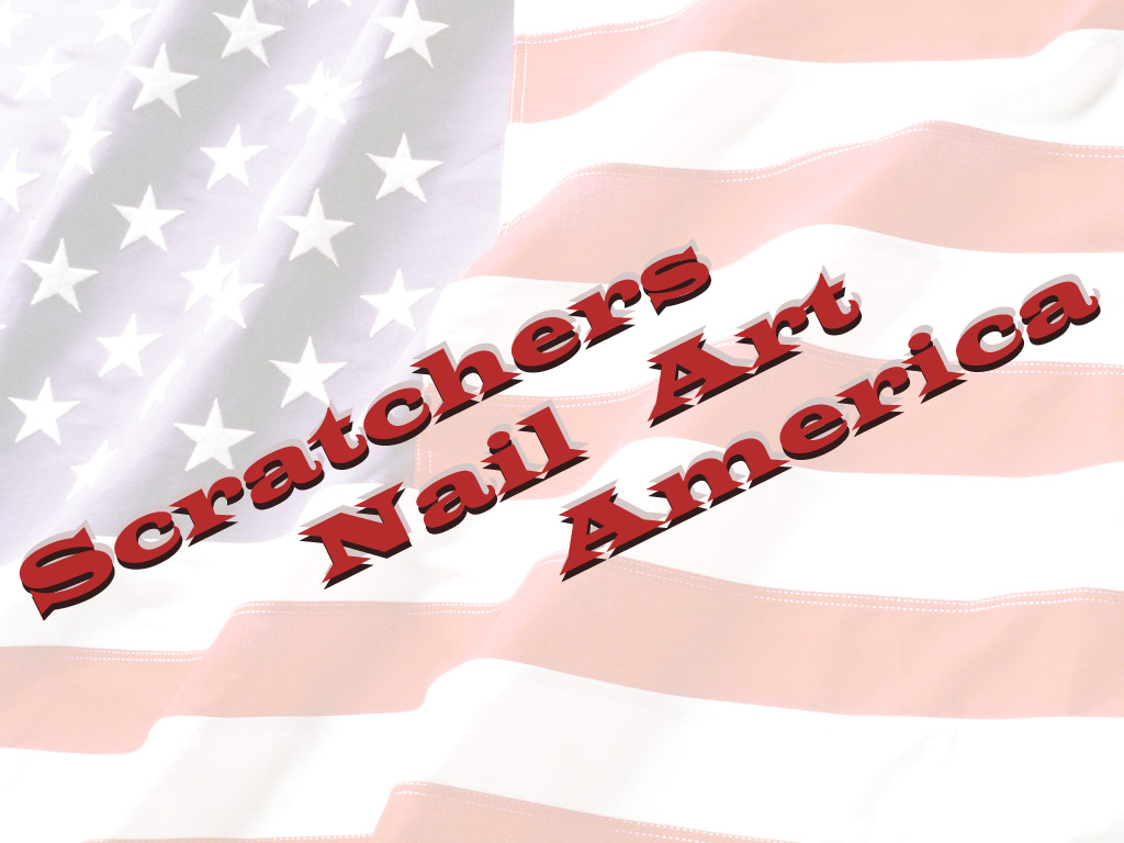 Scratchers Nail Art America